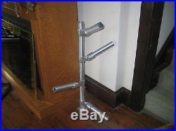 1 Quad Aluminum Adjustable Rod Holder Tree & 1 Michigan Stinger Cisco Spoon