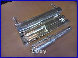 10 lb Cod Sinker / Deep Drop Weight Mold FITS ROD HOLDERS Aluminum CNC