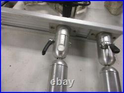 2 Cisco Rod Holders + nice fresh water track what u see is what u get
