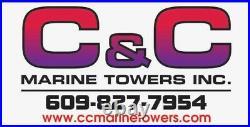2 (set) C&C OutRodder/Rod Rigger Holder/ Rodholders/outrigger