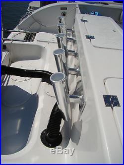 5 Pole Rocket Launcher Rod Holders For Boat Fishing Rod Holders