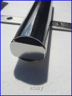 6 TUBE STAINLESS STEEL 316 BOAT FISHING ROD HOLDER (40mm tube)