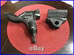6 ea-Attwood/Lund Sport Trak Rod Holders H. Duty/Fully Adjustable/Lightly Used