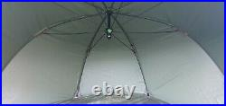 Abode Night & Day 60 DPM Camo Oval Umbrella Carp Session Brolly