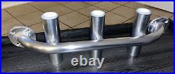 Aluminum Rod Holder For Boat Truck Jon Boat Custom Made In USA