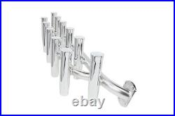 Aluminum Rod Rack 11 Pole Holder