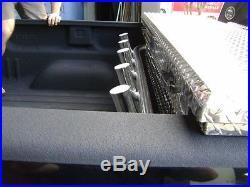 Aluminum Rod Rack 5 Rod Holder