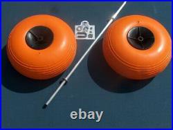 Angler's Fish N Mate Poly Wheel Kit
