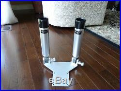 Big Jon Downrigger Dual Rod Holder Assembly