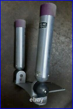 Big Jon Downrigger Used Dual Rod Holders