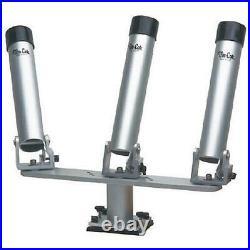 Blackhawk Tite-Lok Multi-Lock Rodholders with Triple Deck Mount