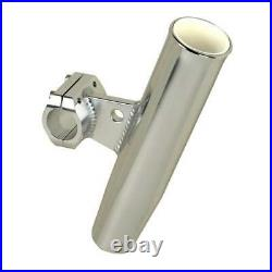 CE Smith Aluminum Horizontal Clamp-on Rod Holder 1.315 OD #53710