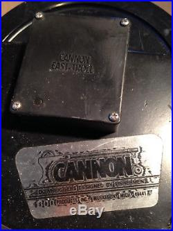 Cannon 20 Easi-Troll Manual Downrigger with Rod Holder, Line Counter NO BASE