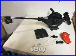 Cannon Sport Troll Manual Downrigger With Rod Holder and Line Counter