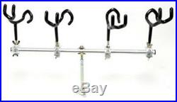 Driftmaster Crappie Pole Rod Holder 4 Rod System T-118-h