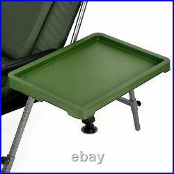 FISHING CHAIRS Adjustable Legs, Carp Solid Steel Armchair Folding SET F5R ST/P