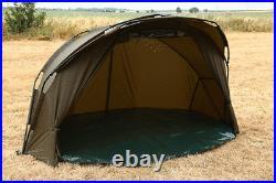 FOX EOS 2 Man Bivvy Carp Fishing Shelter CUM257