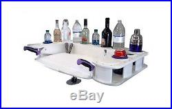 Filet Table, Drinks Holder, Drinks Table, Rod Holder Mount