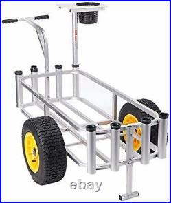 Fish N Mate No Front Wheels Sr Cart