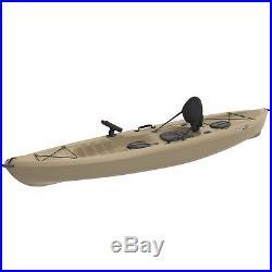 Fishing Kayak Boat Sit On 10 Ft Rod Holder Paddle Included