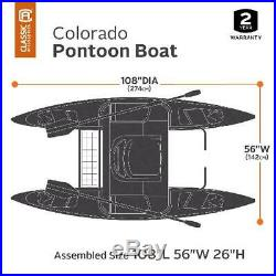 Fishing Pontoon Boat Deluxe Inflatable 9ft Canoe Kayak With Rod Holders 22 Pockets