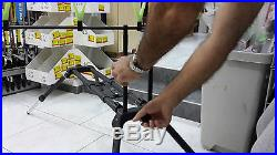 Fishing Rod Pod Carp Aluminum U+V Holders + Case-Stand for 5 Rods S. I. L