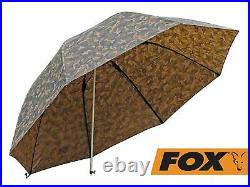 Fox 60 Inch Camo Brolly CUM268 Brand New Free Delivery