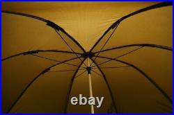 Fox 60 Inch Khaki Brolly CUM216 Brand New Free Delivery
