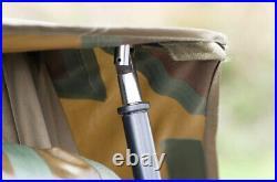 Fox Eos 60 Inch Brolly System CUM291 Integrated Mesh Insert NEW Carp Fishing