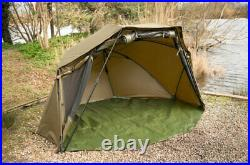 Fox Eos 60in Brolly System PVC and sold door panel options CUM291 Fishing New