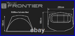 Fox Frontier Bivvy / Mozzy Mesh / Vapour Peak Carp Fishing CUM293/5/6