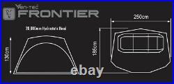 Fox Frontier Bivvy / Mozzy Mesh / Vapour Peak Carp Fishing In Stock