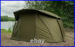 Fox Frontier Bivvy Plus Vapour Peak BRAND NEW JUST IN Free Delivery