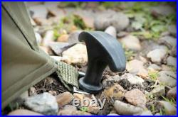 Fox NEW Carp Fishing EOS 60 Brolly System CUM291