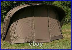 Fox Retreat+ 2 Man Dome Ripstop Ventec 2 Person Bivvy CUM202 NEW Carp Fishing
