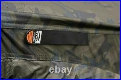Fox Ultra 60 Camo Ventec Ripstop Brolly System Carp Fishing Shelter CUM222