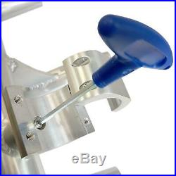 Galaxy 5 Fishing Rod Pole Holder / Mount Bracket for Boat Tower, T-Top