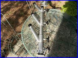 Great Lakes Planers (HD) Adjustable Tree Fishing Rod Holder (Downriggers) 8/21