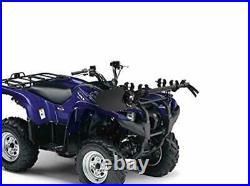Gun Holder Rack Secure Vehicle ATV UTV Mount Rubber Clamp Bow Fish Rod Display