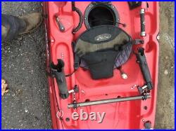 Hobie kayak With Fish Finder And Rod Holders (fishing Rods)
