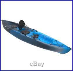 Lifetime Tamarack Angler Fishing Kayak Blue 10 Brand New With Paddle/Rod Holder