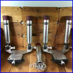 Lot of 2 2 Big Jon Captain Pack Dual Downrigger Adjustable Rod Holders & More