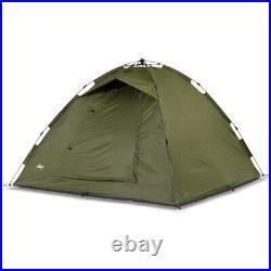Lucx 2 One Bivvy Ruck Zuck Tent Camping Tent Carp Fishing Tent Pop Up Angleln