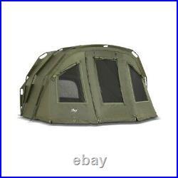 Lucx Bivvy 2 One Fishing Tent 2 3 Mann Carp Tent Carpdome Tiger