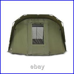 Lucx Carp Tent 1 2 Mann Fishing Tent Bivvy 2 One Carp Dome Coon