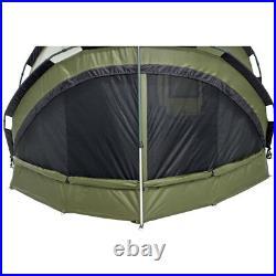 Lucx Carp Tent Bigfoot Fishing Tent 2, 3, 4, 5, 6 Mann Bivvy Carp Dome Tent