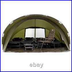 Lucx Carp Tent Bivvy 2 3 4 Mann Fishing Leopard XL Carp Dome Camping
