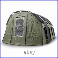 Lucx Carp Tent + Cover Bigfoot 2 3 4 6 One Bivvy + Winterskin Angel Tent