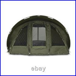 Lucx Fishing Tent 1, 2, 3 Mann Carp Leopard Bivvy Dome