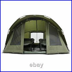 Lucx Fishing Tent Carp Tent 1 2 One Bivvy Carp Dome Bobcat